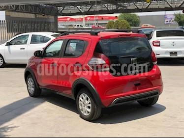 Fiat Mobi 5p Way L4/1.0 Man usado (2018) color Rojo precio $179,000