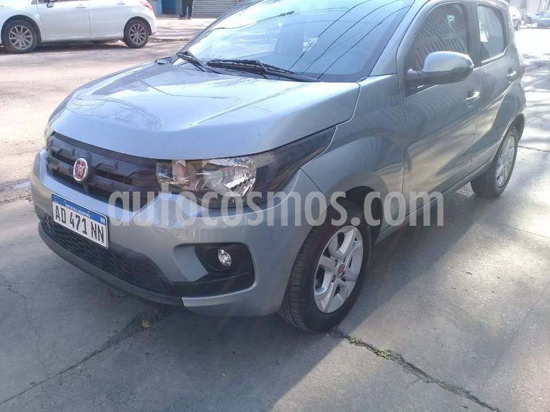 FIAT Mobi Easy usado (2020) color Gris precio $770.000