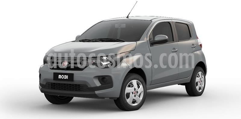OfertaFIAT Mobi Easy nuevo color Gris Scandium precio $779.000