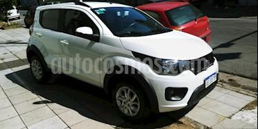 FIAT Mobi Way usado (2017) color Blanco precio $311.000