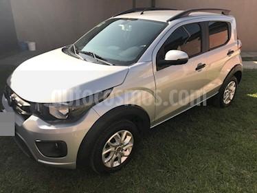 FIAT Mobi Way usado (2018) color Plata Bari precio $559.900