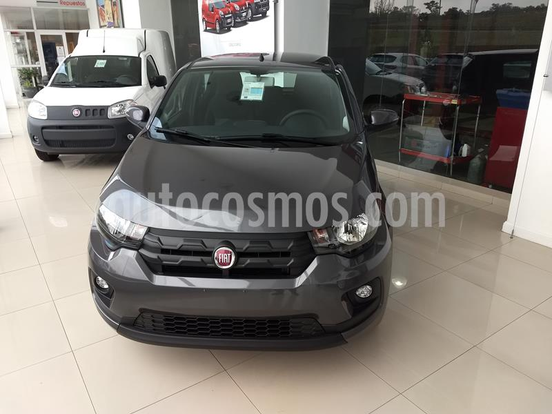 FIAT Mobi Easy Pack Top usado (2020) color Gris Scandium precio $333.000