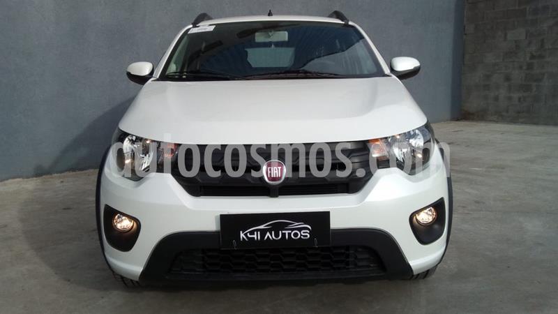 FIAT Mobi Way usado (2020) color Blanco precio $749.000