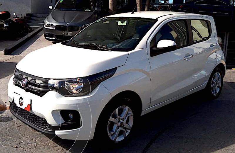 FIAT Mobi easy 1.0 usado (2019) color Blanco precio $1.050.000