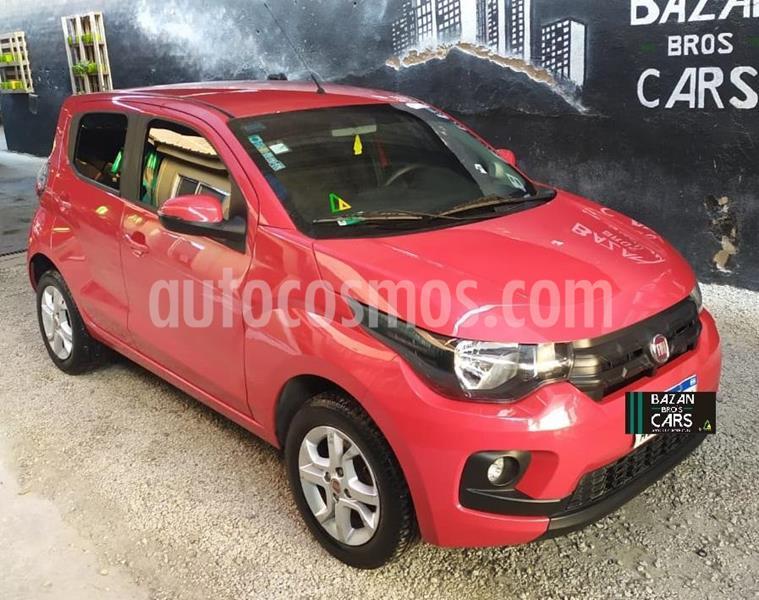 FIAT Mobi Easy usado (2017) color Rojo precio $338.000