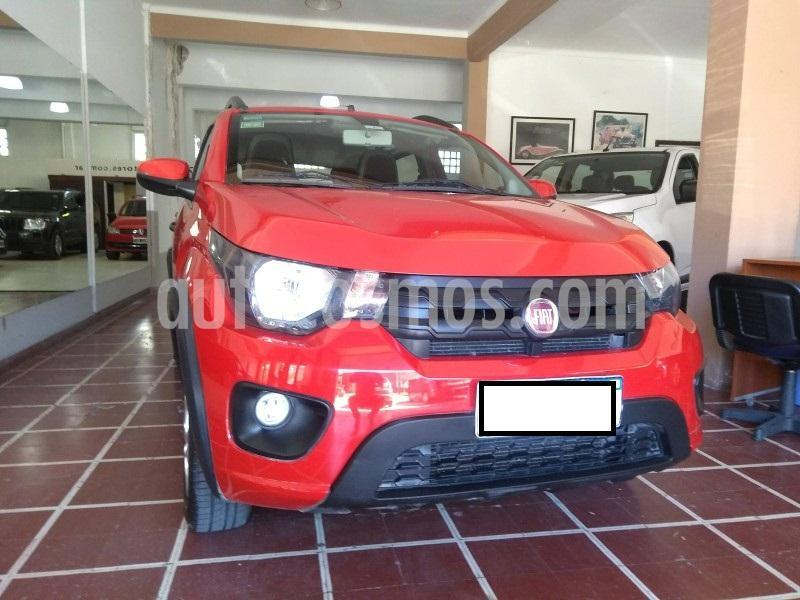 FIAT Mobi Way usado (2019) color Rojo precio $840.000