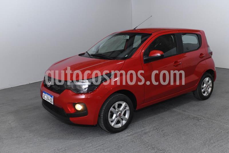FIAT Mobi Easy Pack Top usado (2018) color Rojo precio $880.000