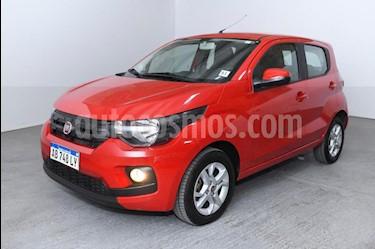 FIAT Mobi Easy Pack Top usado (2017) color Rojo precio $530.000