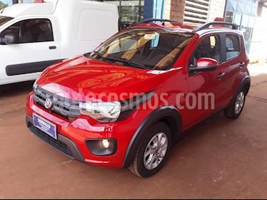 FIAT Mobi - usado (2017) color Rojo precio $520.000