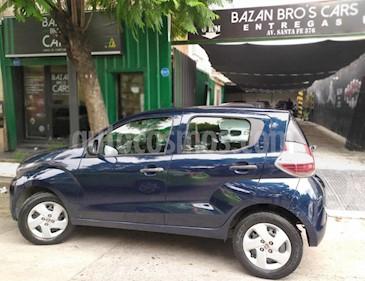 FIAT Mobi Easy usado (2017) color Azul precio $430.000