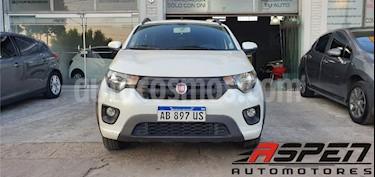 FIAT Mobi Way usado (2017) color Blanco precio $430.000