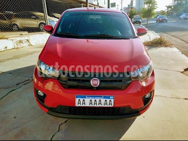 FIAT Mobi Easy usado (2017) color Rojo precio $520.000