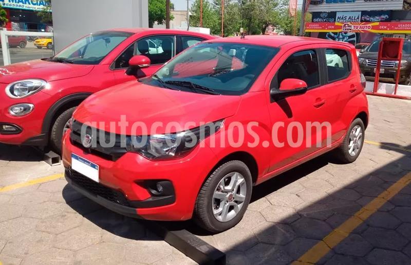 FIAT Mobi Easy nuevo color Rojo precio $800.000