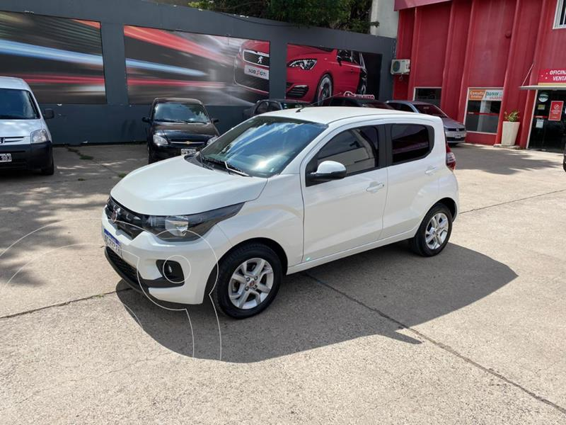 FIAT Mobi Easy Pack Top usado (2018) color Blanco precio $950.000
