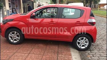 FIAT Mobi Easy Pack Top usado (2017) color Rojo Alpine precio $400.000