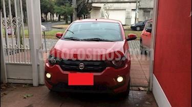 Foto venta Auto usado FIAT Mobi Easy Pack Top (2017) color Rojo Alpine precio $350.000
