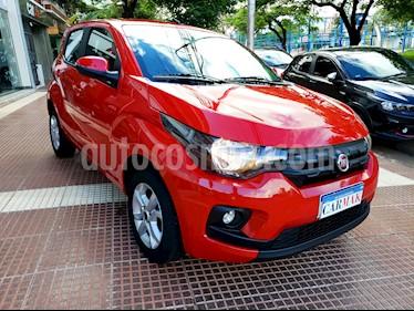 Foto venta Auto usado Fiat Mobi Easy Pack Top (2018) color Rojo precio $359.990