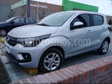FIAT Mobi Easy usado (2017) color Plata Bari precio $350.000