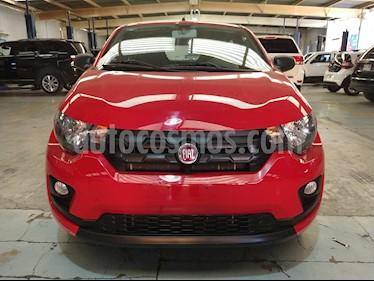 Foto venta Auto Seminuevo Fiat Mobi Easy (2018) color Rojo precio $145,000