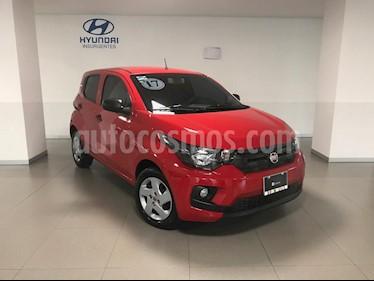 Foto venta Auto Seminuevo Fiat Mobi Easy (2017) color Rojo precio $144,000