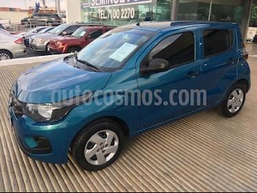 Foto venta Auto Seminuevo Fiat Mobi Like (2017) color Azul precio $149,000