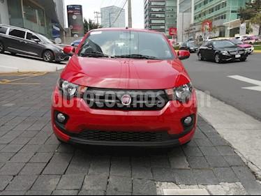 Foto Fiat Mobi Like usado (2018) color Rojo precio $156,000