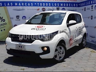 Fiat Mobi Like usado (2019) color Blanco Bianchisa precio $180,323
