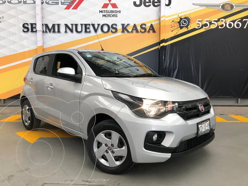 Foto Fiat Mobi Like usado (2018) color Plata Dorado precio $170,000