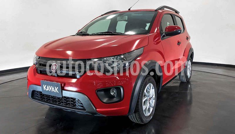 Fiat Mobi Way usado (2019) color Rojo precio $172,999