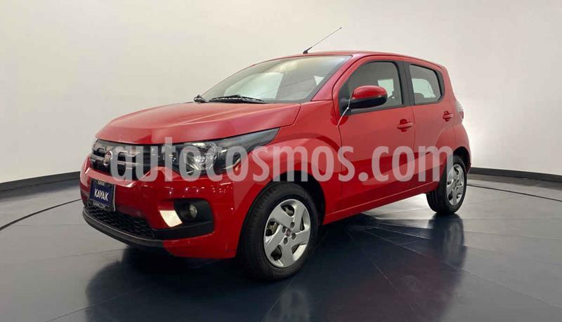 Fiat Mobi Way usado (2019) color Rojo precio $147,999