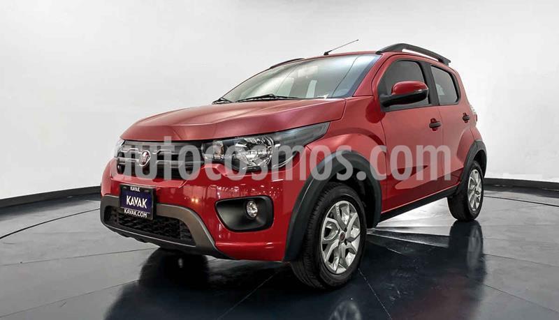 foto Fiat Mobi Way usado (2018) color Rojo precio $174,999