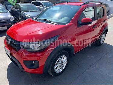 Fiat Mobi 5p Way L4/1.0 Man usado (2019) color Rojo precio $164,000