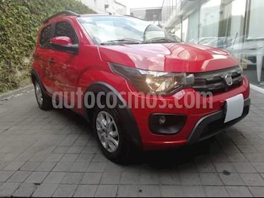 Fiat Mobi Easy usado (2018) color Rojo precio $158,000