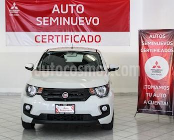 Fiat Mobi Like usado (2018) color Blanco Bianchisa precio $145,000