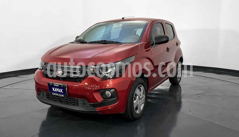 Fiat Mobi Like usado (2017) color Rojo precio $134,999