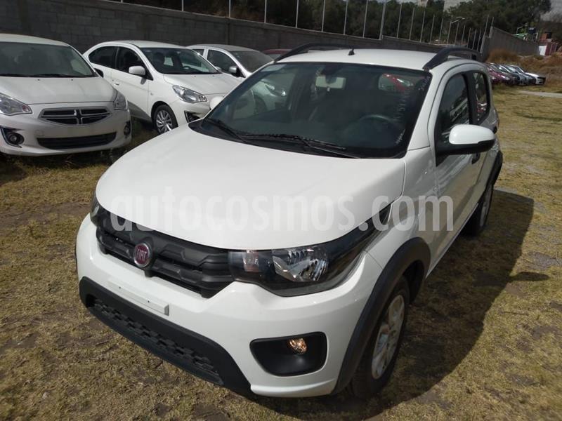 Fiat Mobi Way usado (2019) color Blanco precio $159,900