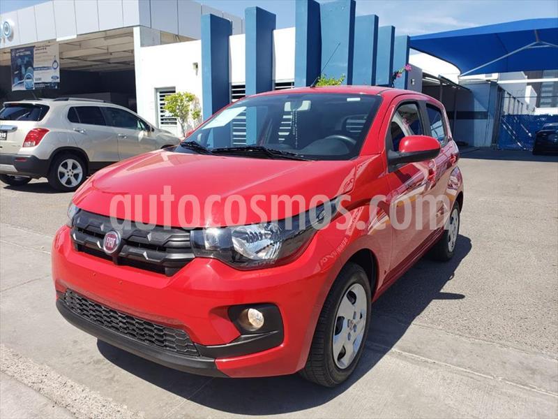 Fiat Mobi Like usado (2019) color Rojo precio $145,000