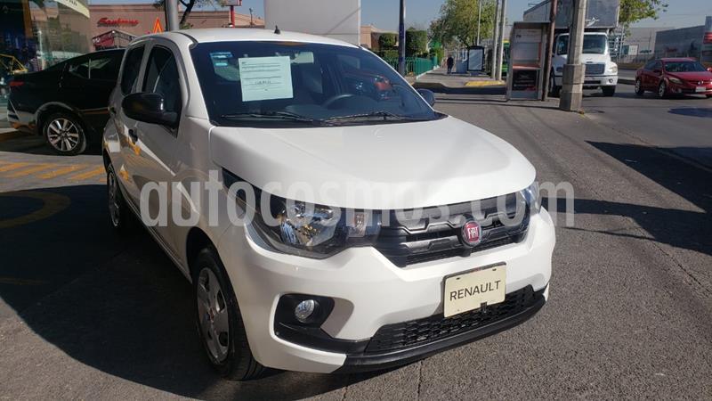 Fiat Mobi Like usado (2017) color Blanco Bianchisa precio $138,000