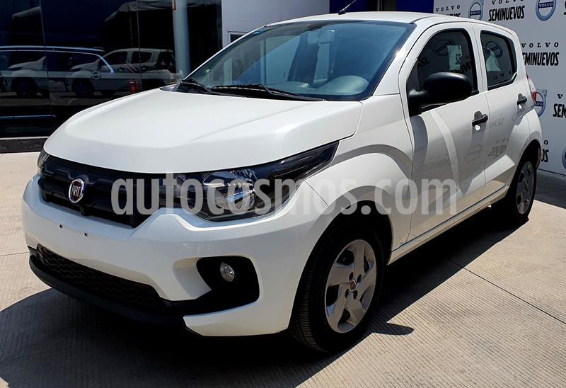 Fiat Mobi Like usado (2017) color Blanco precio $138,000