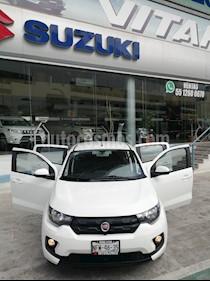 Fiat Mobi Like usado (2018) color Blanco Bianchisa precio $139,000