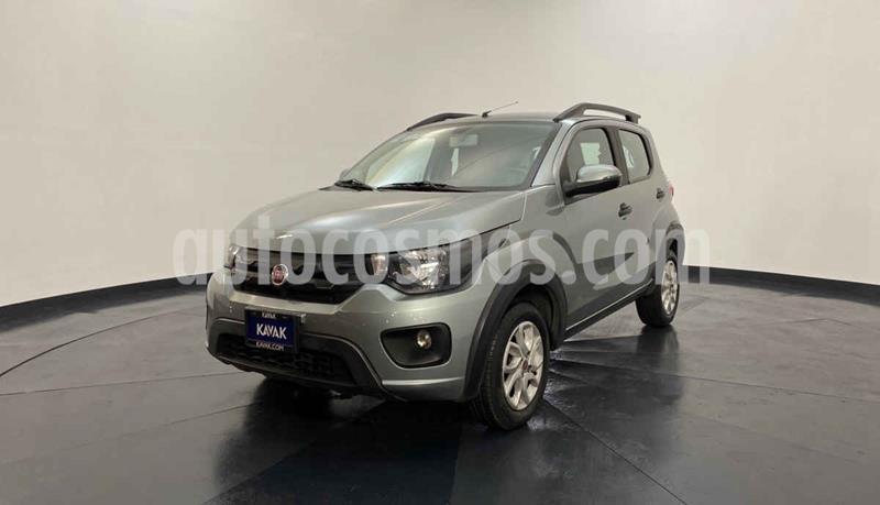 Fiat Mobi Easy usado (2017) color Gris precio $172,999