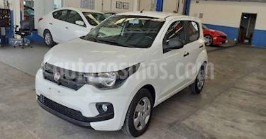 Fiat Mobi 5p Like 4/1.0 Man usado (2017) color Blanco precio $99,900