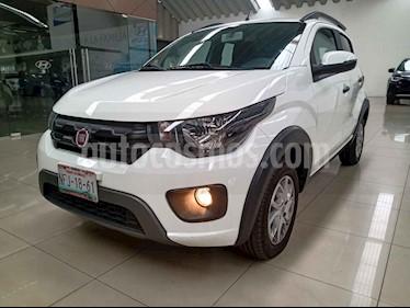 Fiat Mobi 5p Way L4/1.0 Man usado (2018) color Blanco precio $162,000