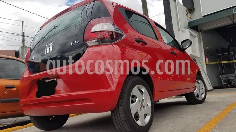 Fiat Mobi Easy usado (2018) color Rojo precio $105,000