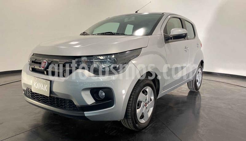 Fiat Mobi Like usado (2019) color Plata precio $159,999