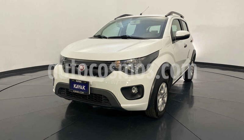 Fiat Mobi Way usado (2019) color Blanco precio $172,999