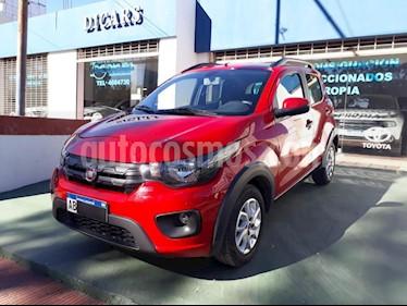 Foto venta Auto usado Fiat Mobi Way (2017) color Rojo precio $345.000