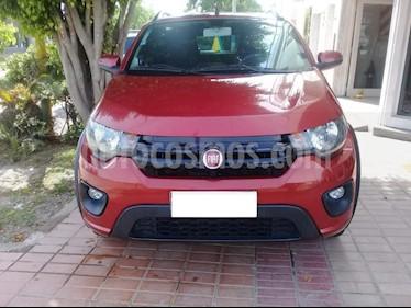 FIAT Mobi Way usado (2018) color Rojo precio $470.000