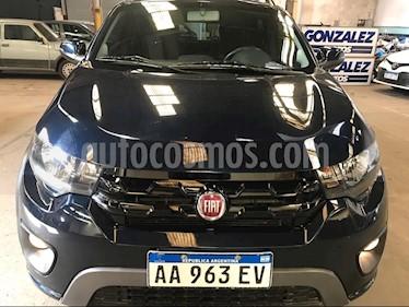 Foto venta Auto usado FIAT Mobi Way (2017) color Negro precio $410.000