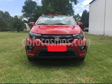 FIAT Mobi Way usado (2019) color Rojo precio $418.000